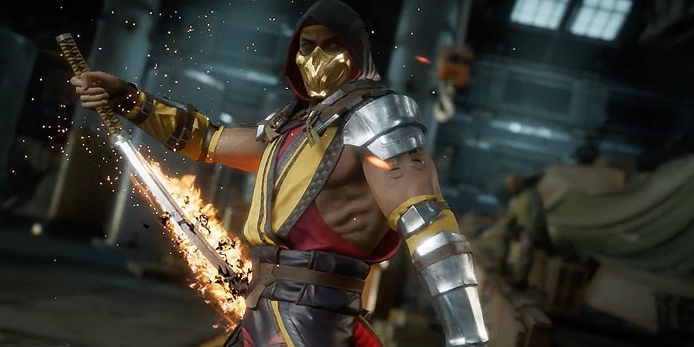 Mortal Kombat: Scorpion's Weapon Is the Key to the R-Rated ...