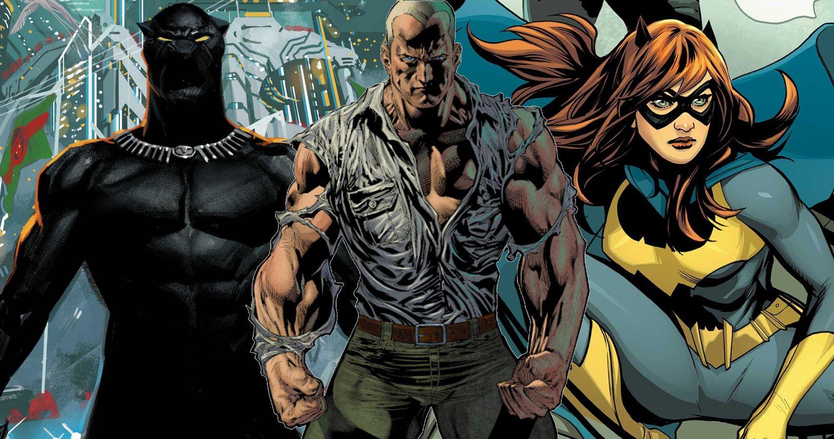 Super Smarts: 10 Superheroes Who Have Doctorates
