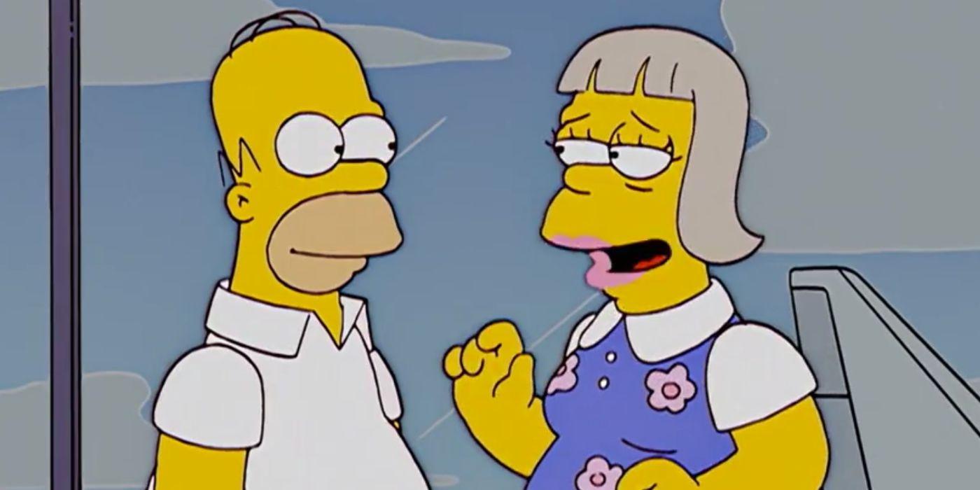 Os Simpsons: Homer tem uma irmã secreta 1