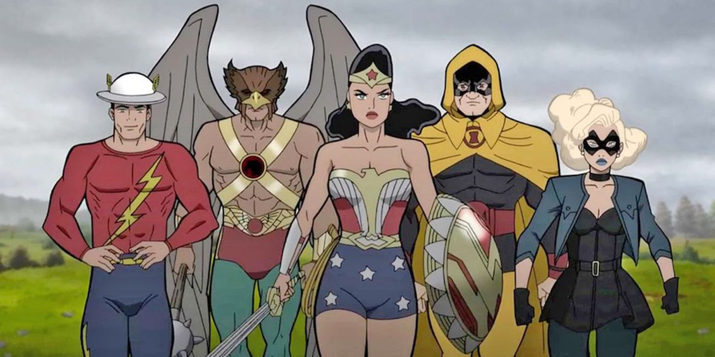 Justice Society: World War II Director Jeff Wamester Talks Helming the Epic Animated Movie