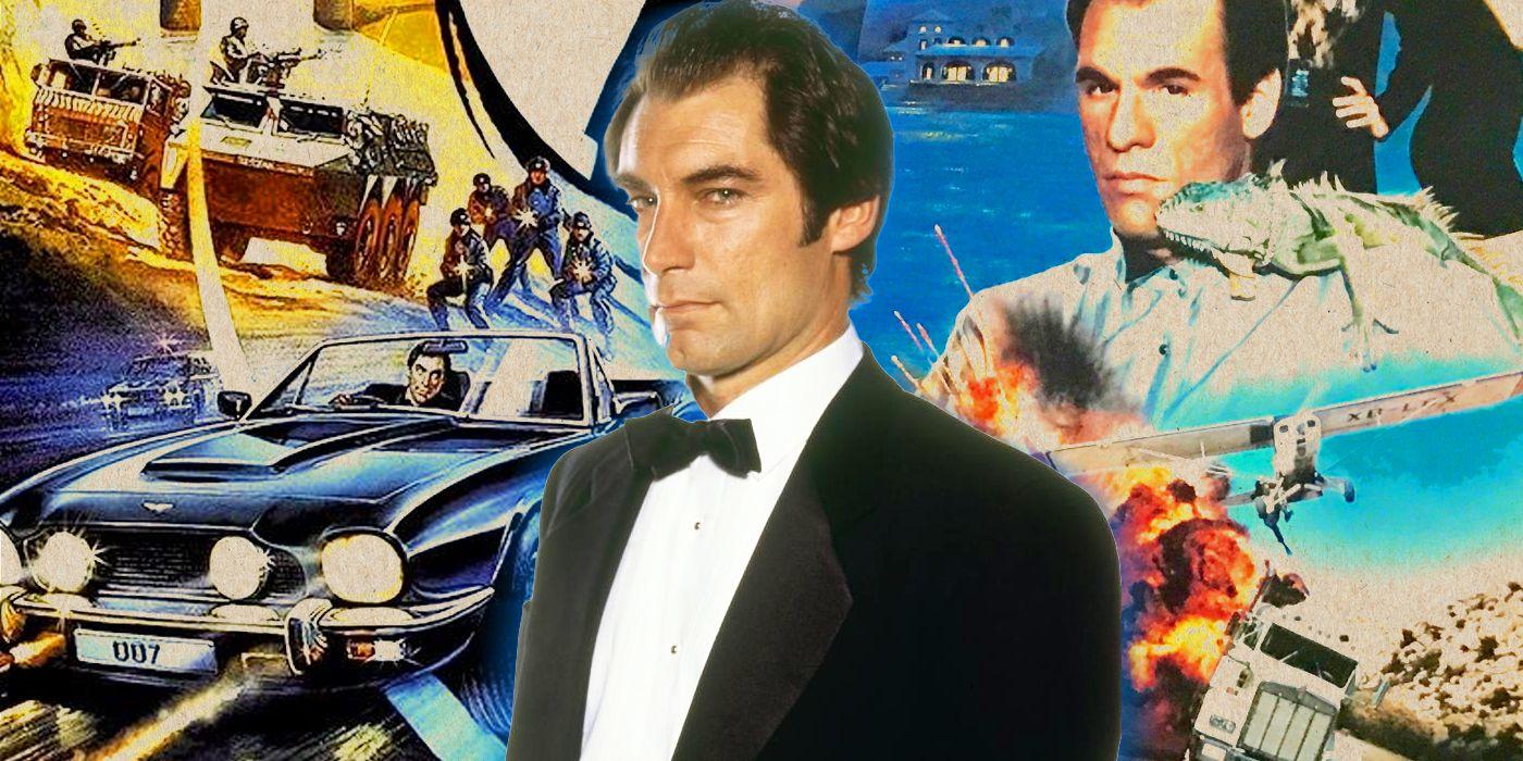 James Bond: Timothy Dalton Left the 007 Franchise | CBR