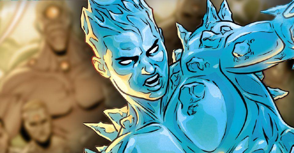 Iceman New Reavers Marauders