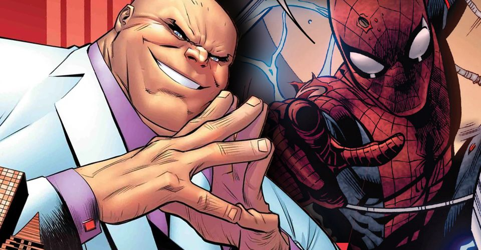 Spider-Man Can't Measure Up to Mayor Wilson Fisk   CBR