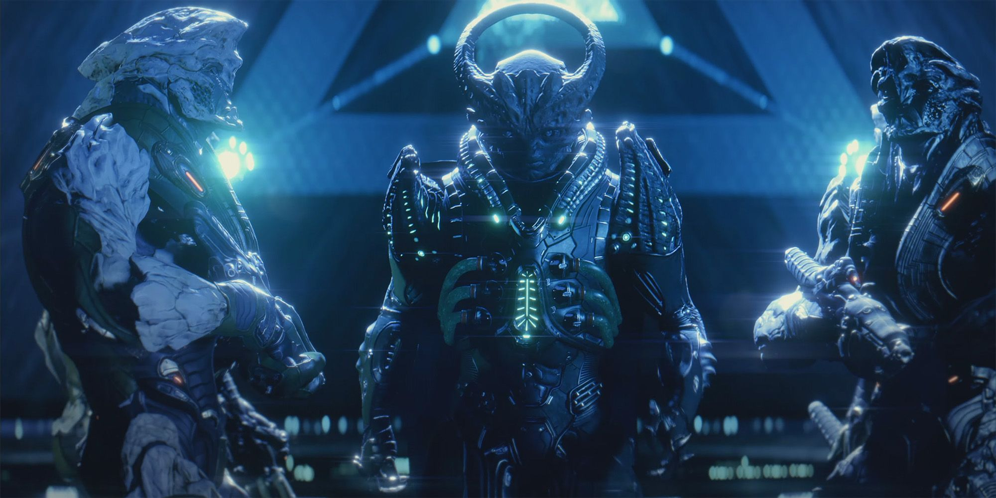 Mass Effect: Andromeda - Everything You Should Know About the Kett