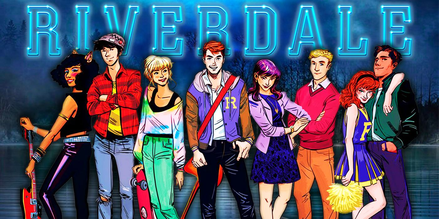What If Riverdale Was a Video Game? | CBR