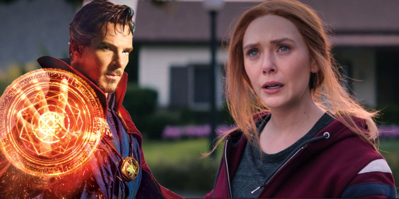 WandaVision Theory: Wanda Is Far More Powerful Than Doctor Strange
