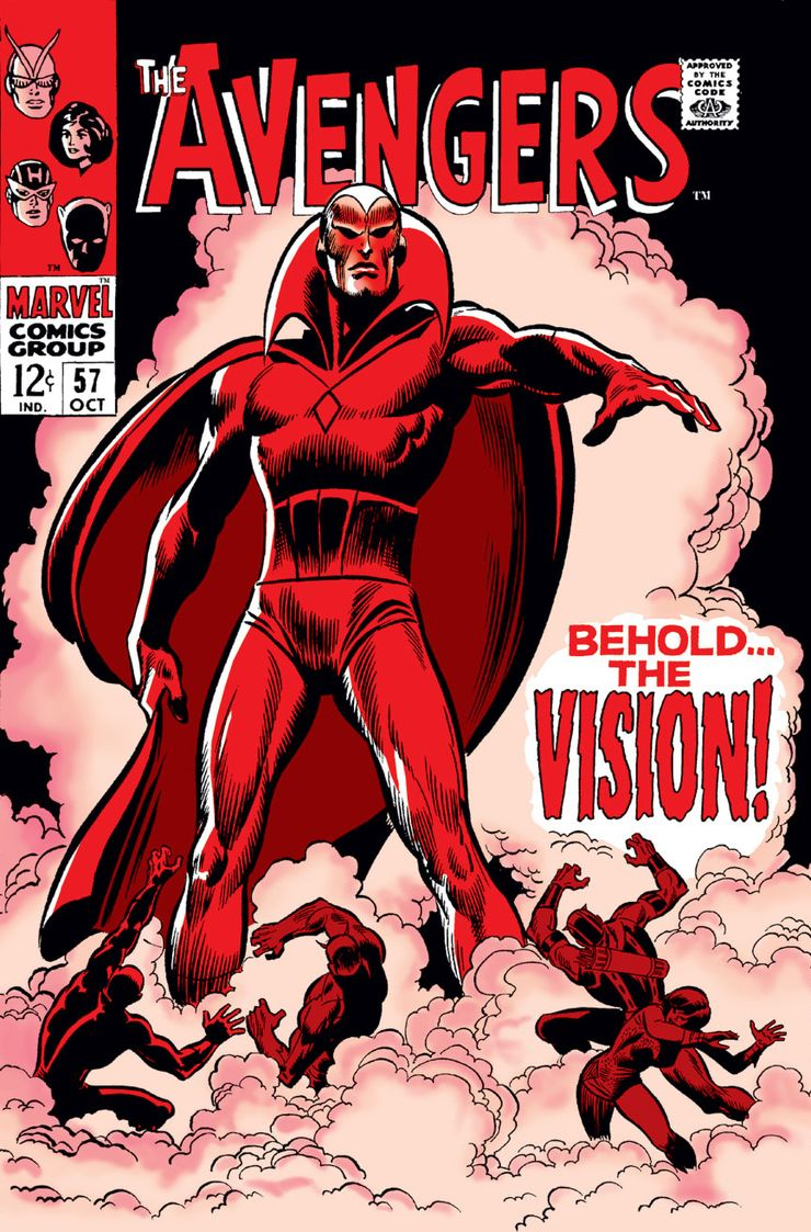 10/10 The Avengers: Behold… The Vision!