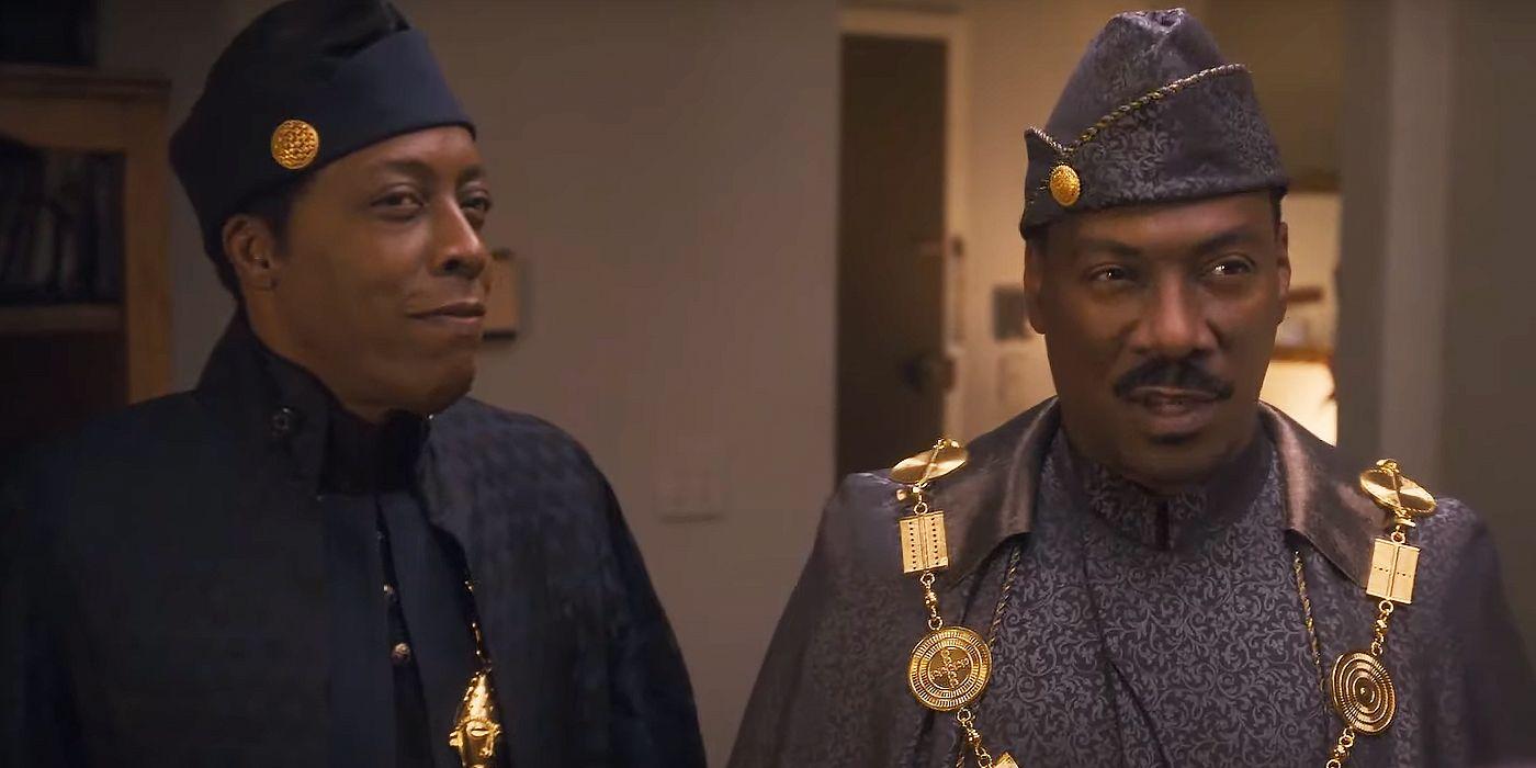 Coming 2 America Trailer Explains the Difference Between Wakanda and Zamunda