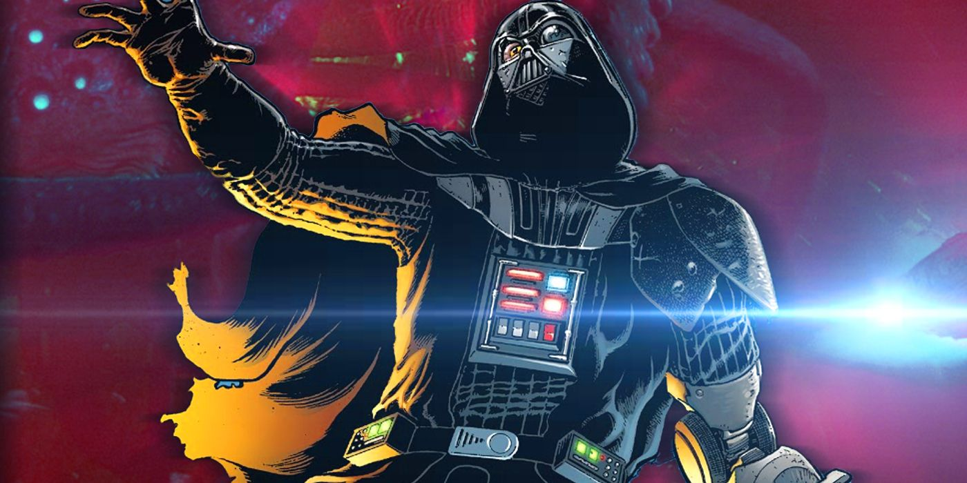 Star Wars Confirms Darth Vader Is as Powerful as a Black Hole