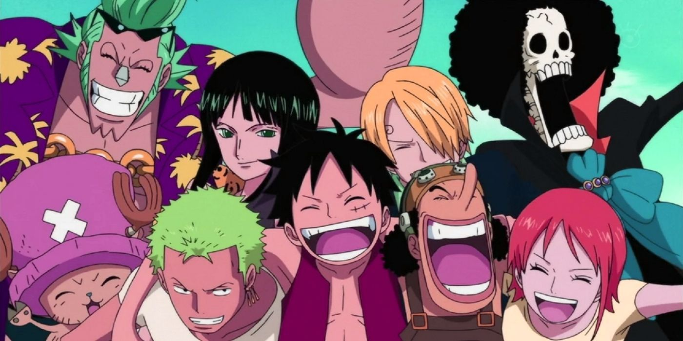 One Piece: Alternative Careers For The Main Characters If They Weren't Pirates