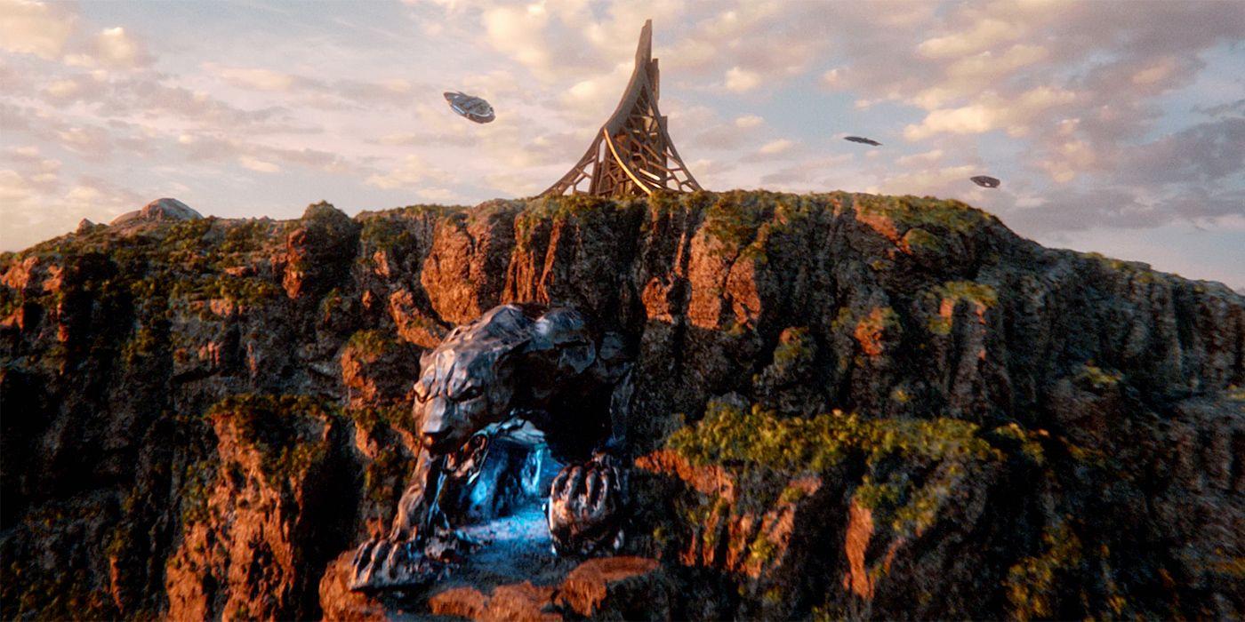 Disneyland Expansion Plans Suggest a Wakandan Addition   CBR