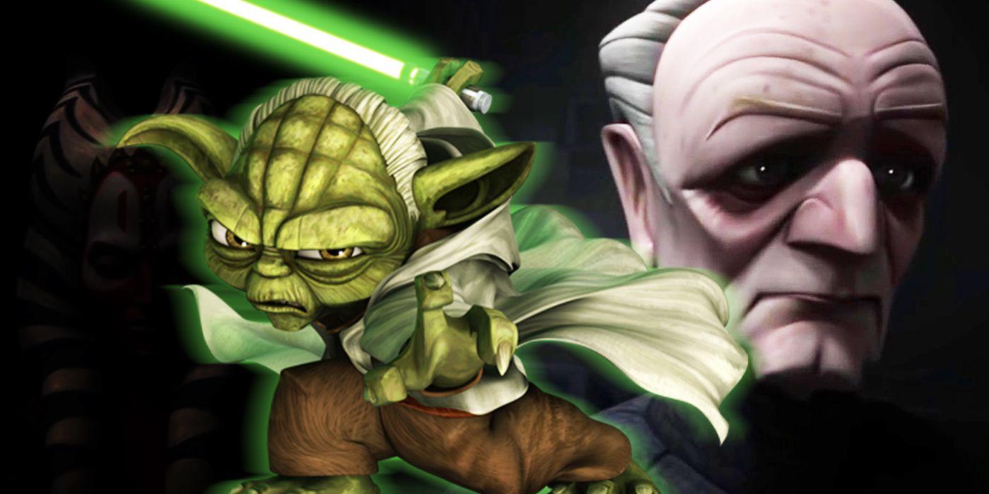 Star Wars: Yoda predicted the betrayal of Palpatine