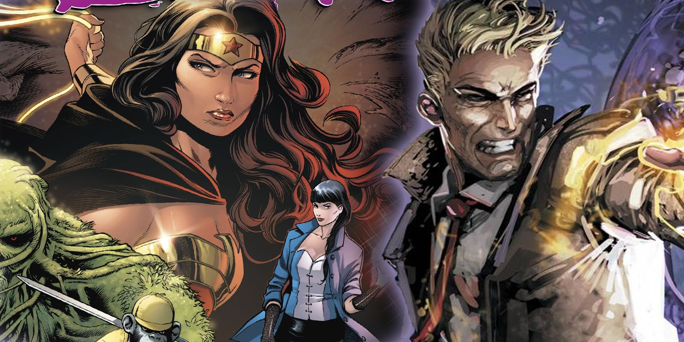 Justice League Dark Reveals the Rise of Future State's Most Demonic Threat