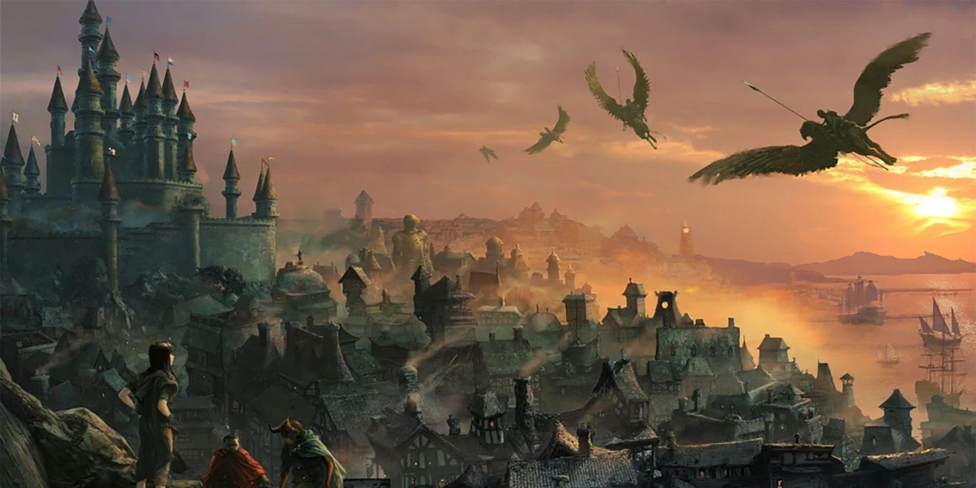 Dungeons & Dragons: as 5 melhores histórias dos mistérios de Candlekeep 2