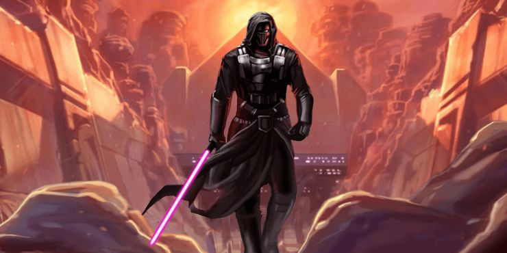 Darth Revan: Jedi turned Sith Star Wars
