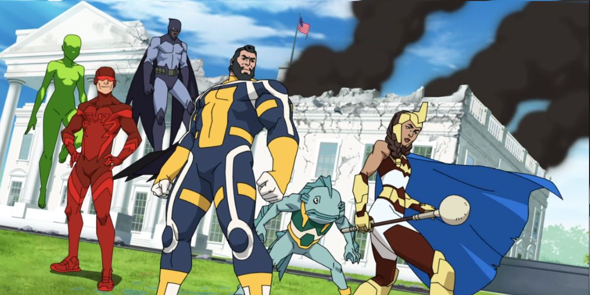 Invincible Kills Off Its Version of the Justice League | CBR