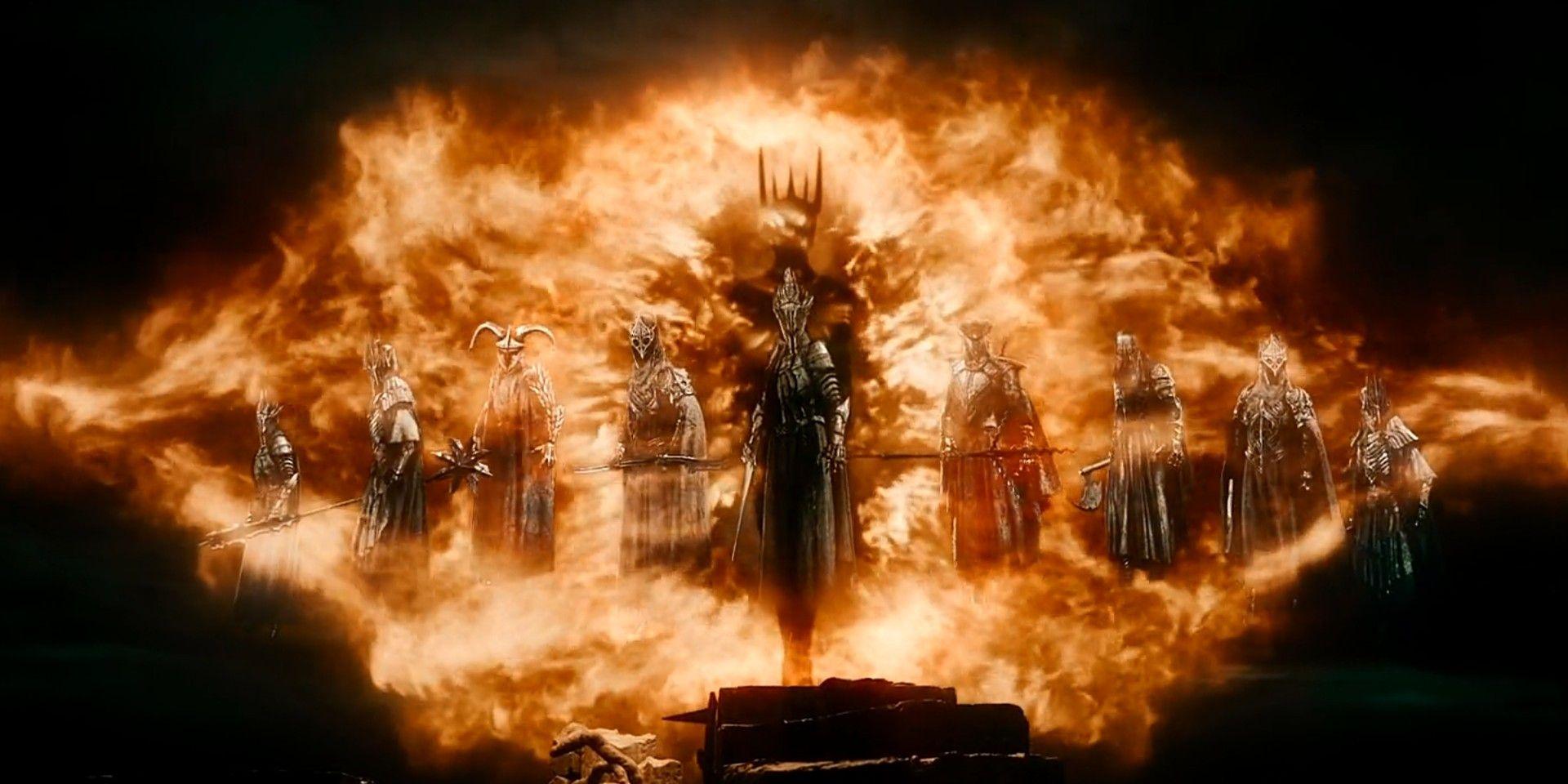 O Senhor dos Anéis: Como Sauron se tornou o Necromante em O Hobbit 2