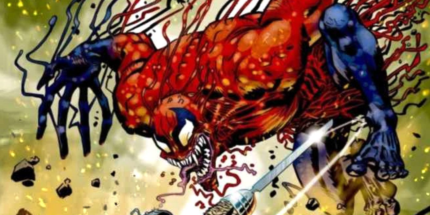 Venom: Os 10 Simbiotes Mais Poderosos Ranqueados 8