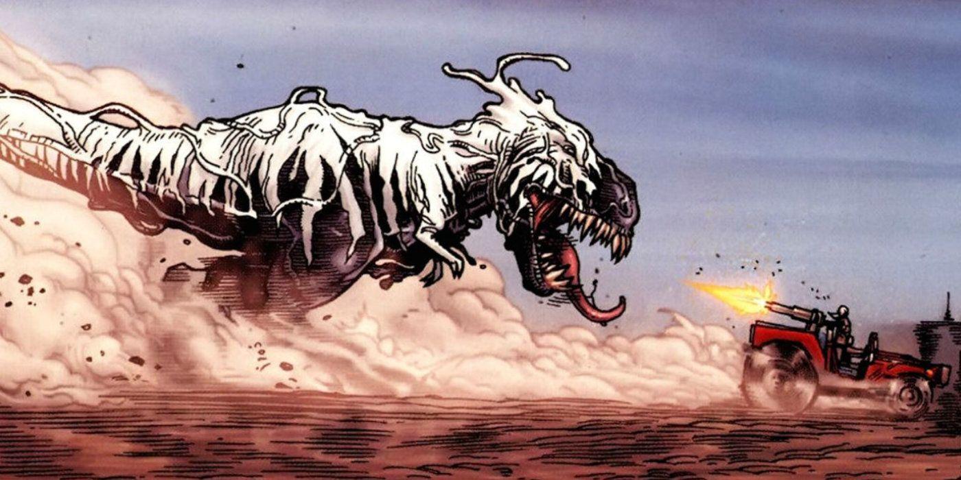 Venom: Os 10 Simbiotes Mais Poderosos Ranqueados 2