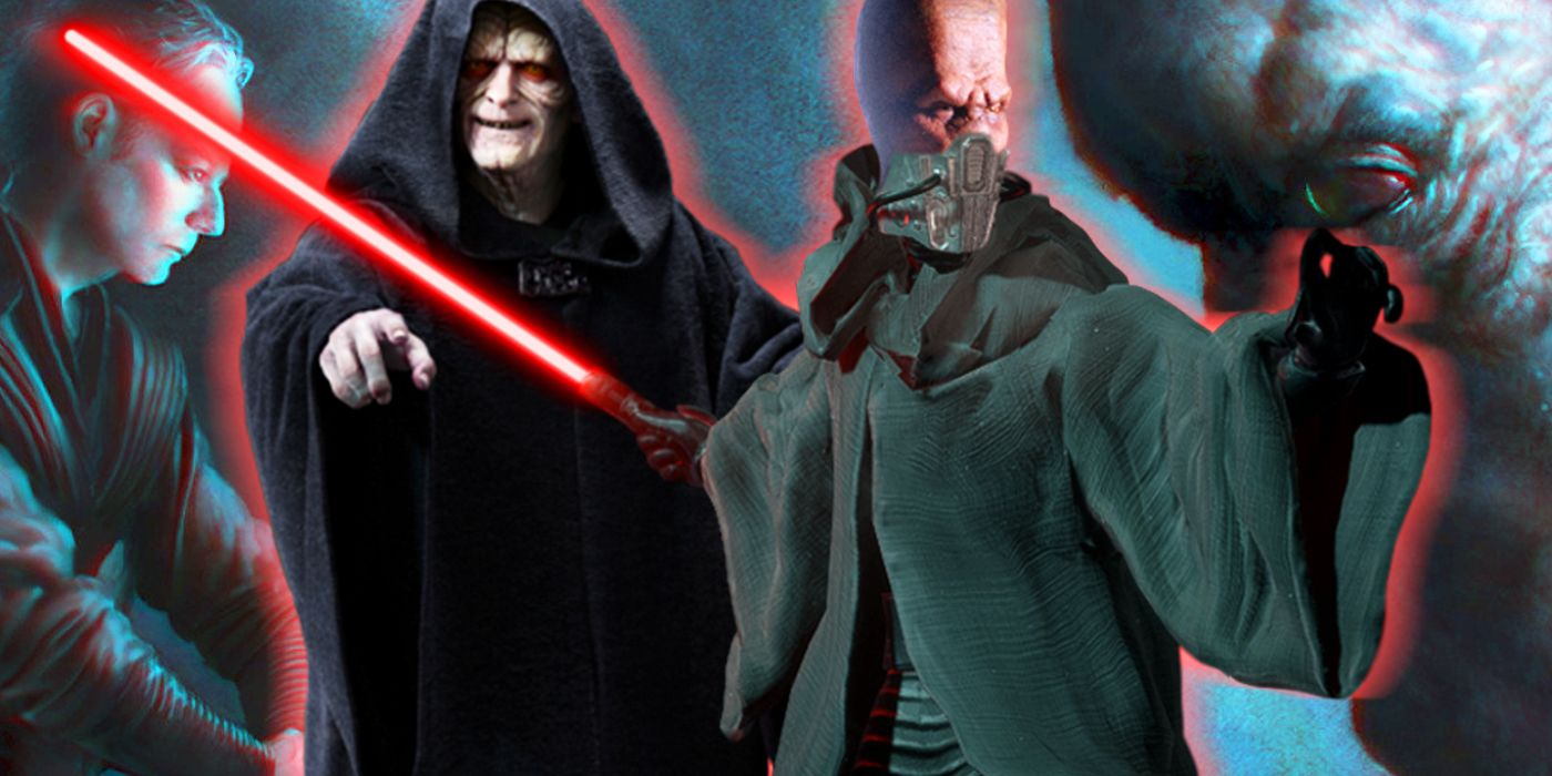 Star Wars: Plagueis and Sidious Were Murderous Even as Children