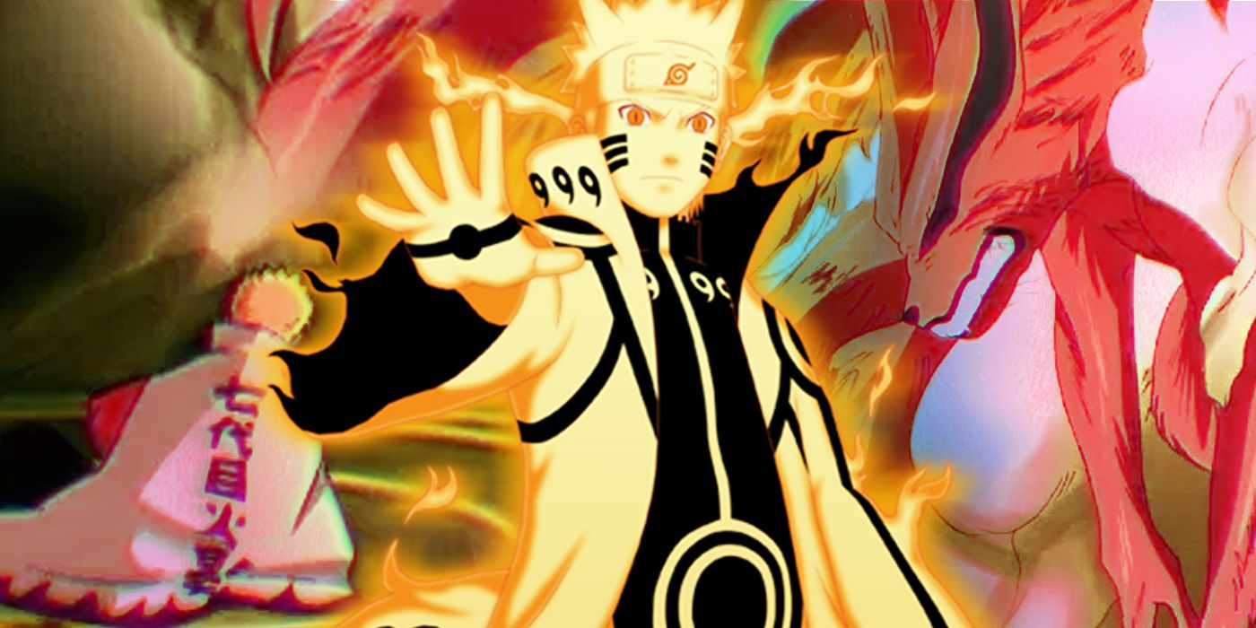Naruto S Most Important Moments With The Nine Tailed Fox Cbr