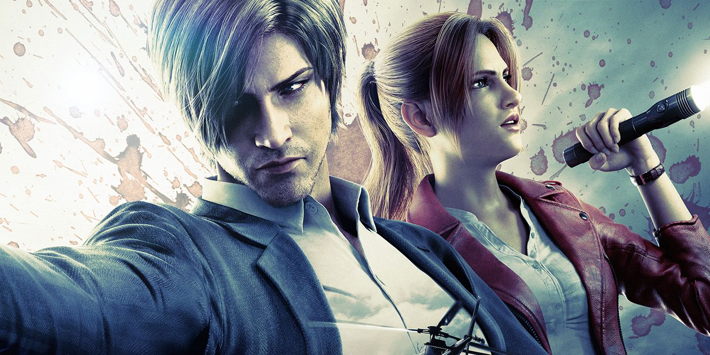 Netflix's Resident Evil Anime Reveals Voice Cast, New Images
