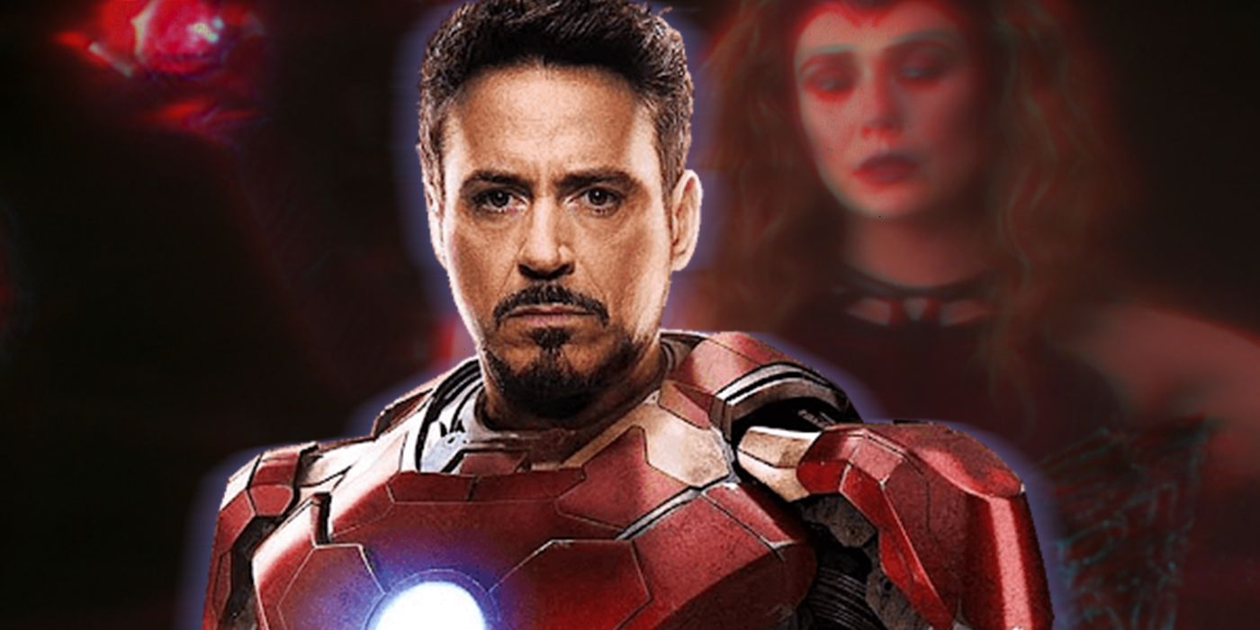 WandaVision Proves Once & for All That Tony Stark Was Right