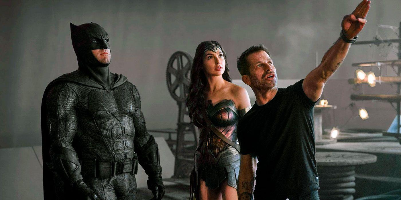 Zack Snyder Enjoyed Provoking Warner Bros. Over #ReleaseTheSnyderCut