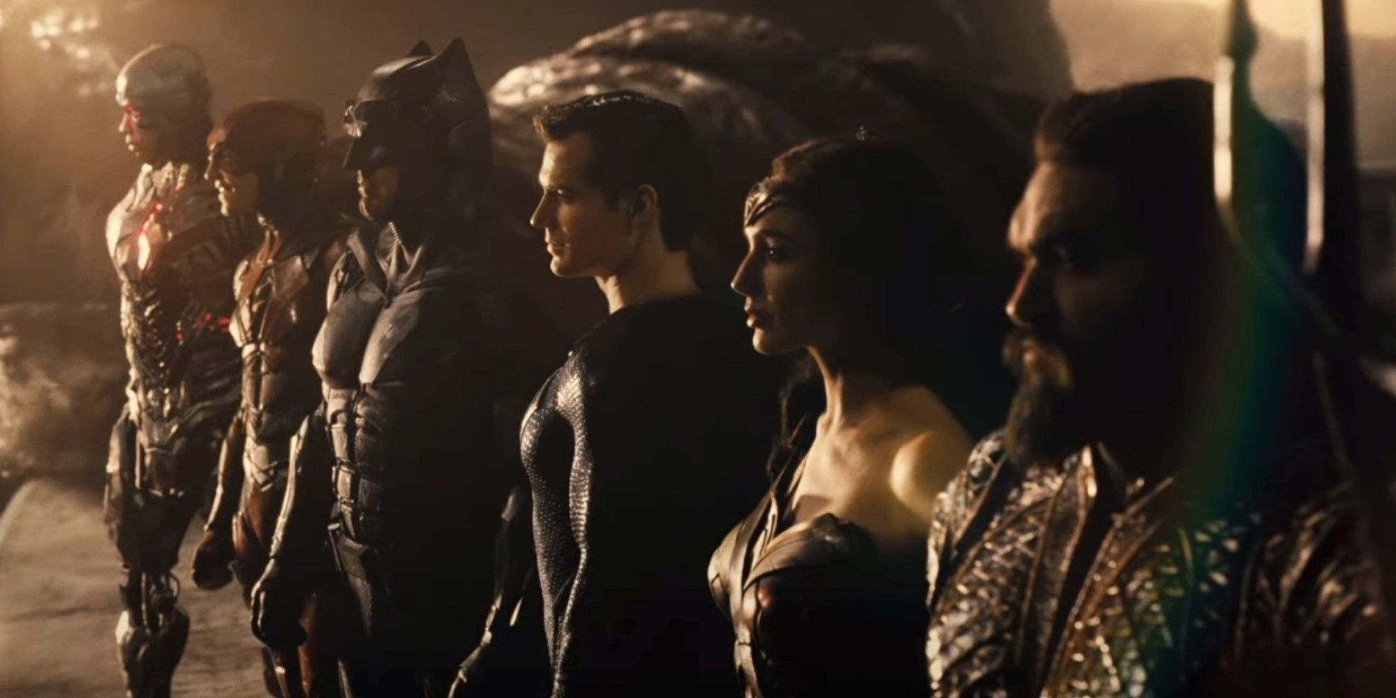 HBO Max Drops Zack Snyder's Justice League Trilogy Trailer