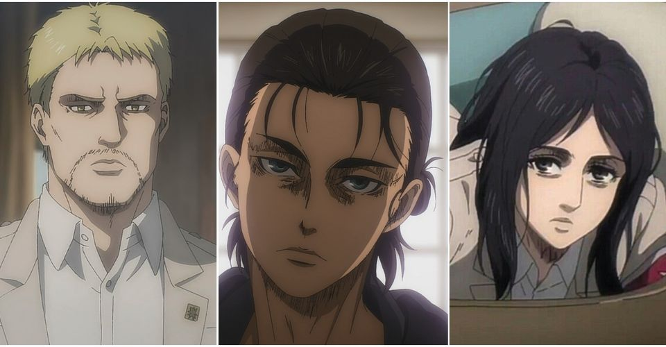 Attack On Titan (Final War): All 9 Titan Users, Ranked By Intelligence