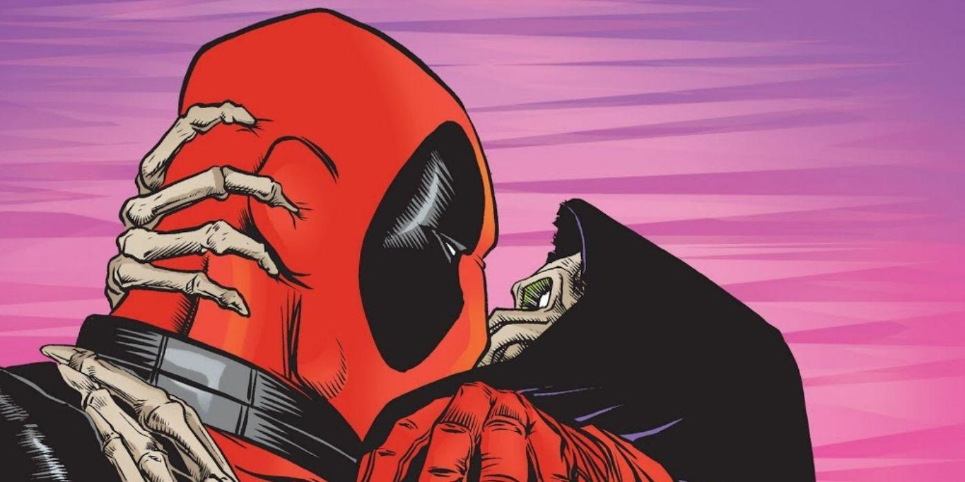 A rivalidade mais pessoal de Thanos sempre foi com Deadpool ?! 2