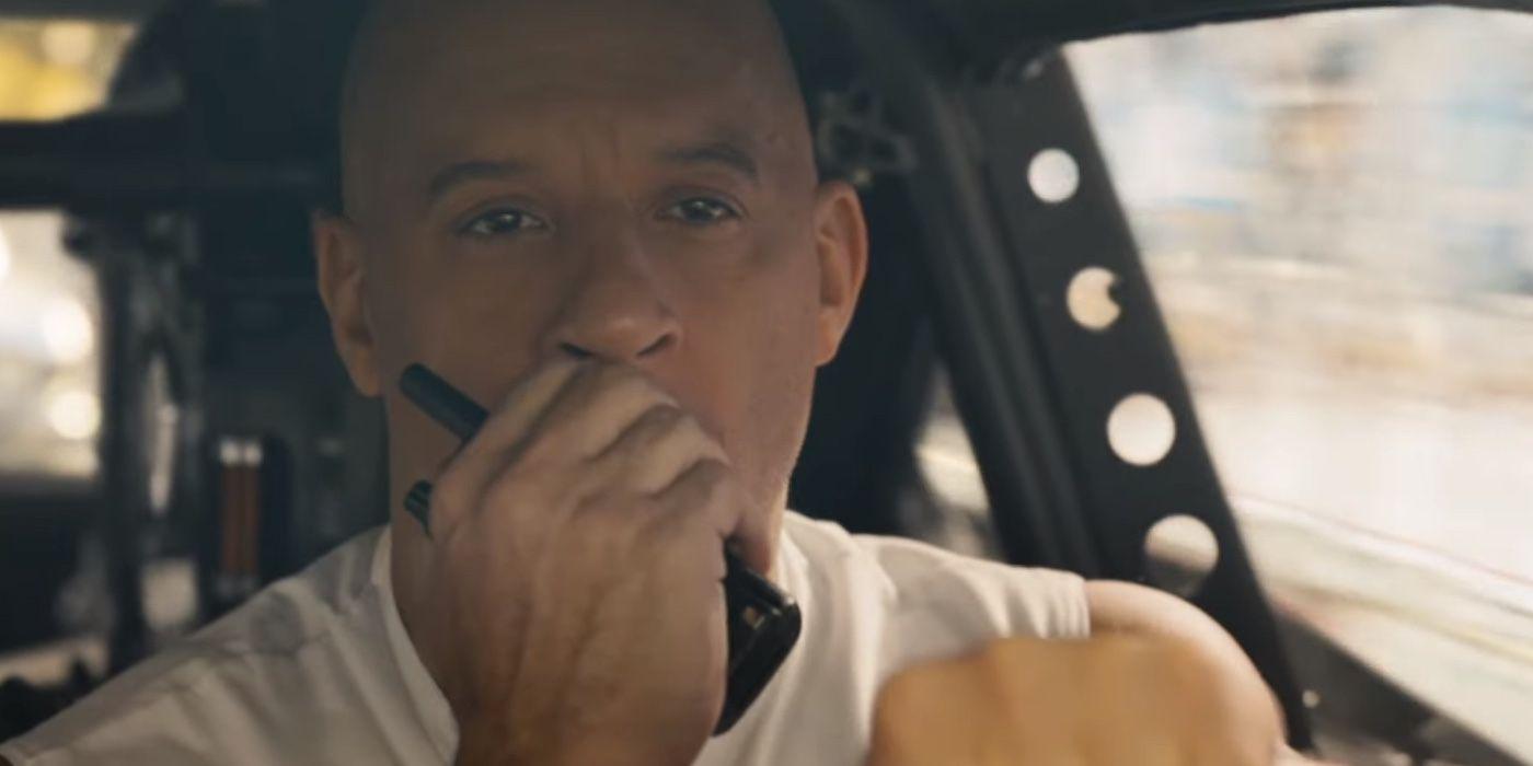 F9 Doubles as Dom's Origin Story, Vin Diesel Says | CBR