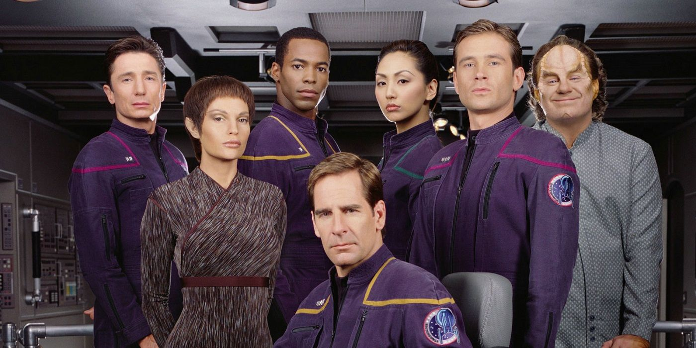 Star Trek: Enterprise Is Better Than People Say | CBR