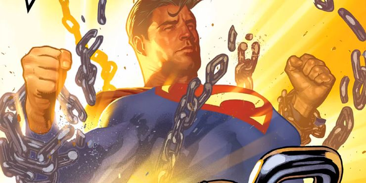 Superman Breaks Chains Action Comics 900.jpg?q=50&fit=crop&w=740&h=370&dpr=1 - Formas en que Superman oculta su identidad secreta