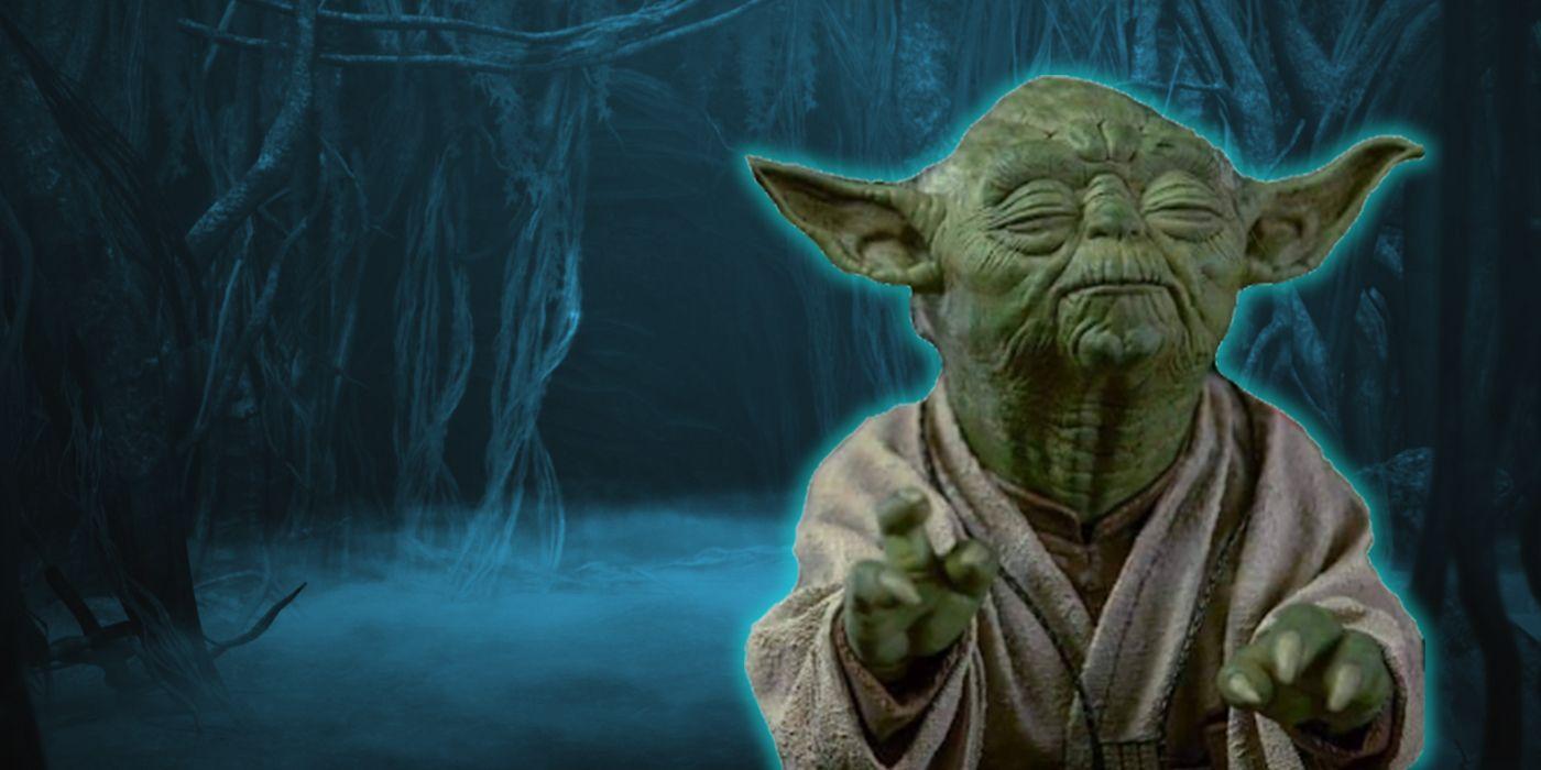 Star Wars: Luke Should've Been Raised on Dagobah, Not Tatooine