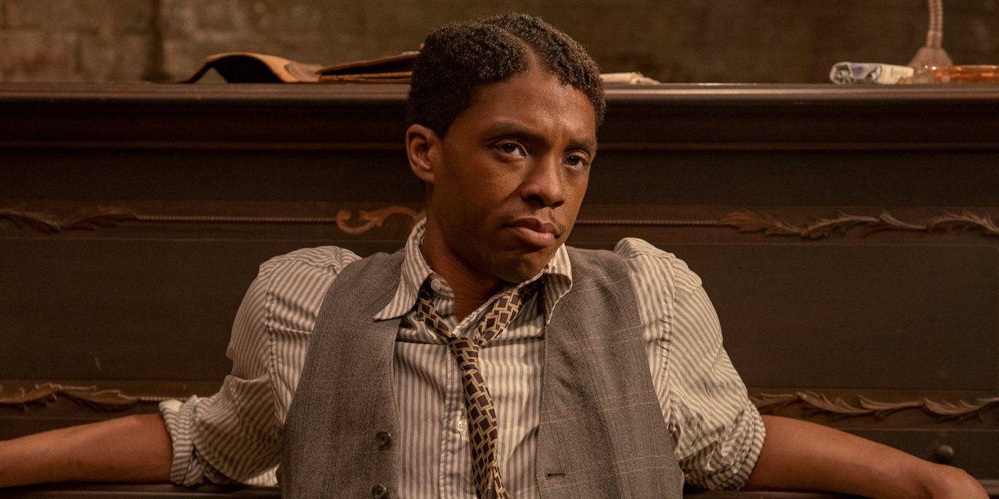 Netflix Releases Chadwick Boseman: Portrait of an Artist Trailer