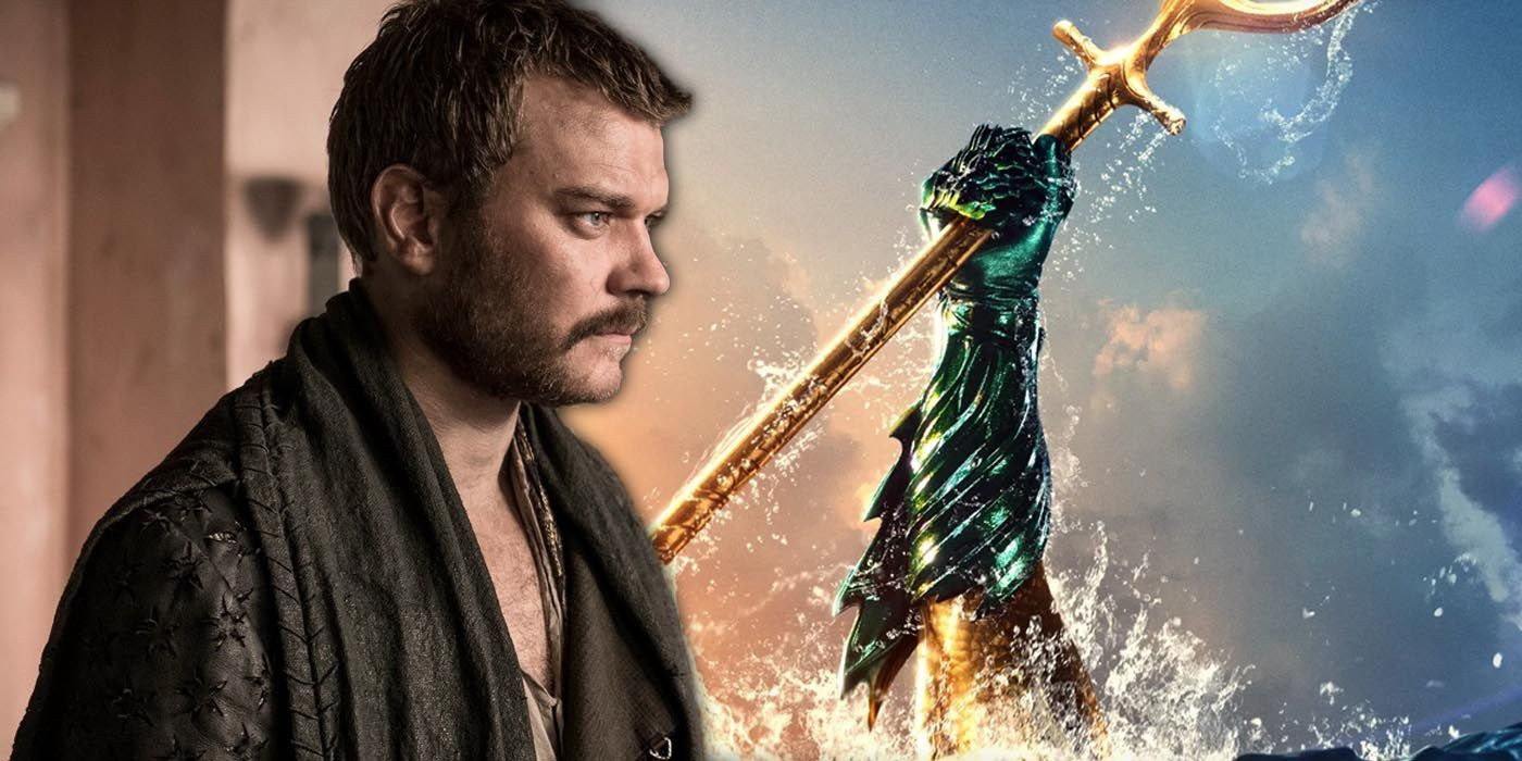 Aquaman 2 Adds Game of Thrones' Euron Greyjoy Actor Opposite Momoa