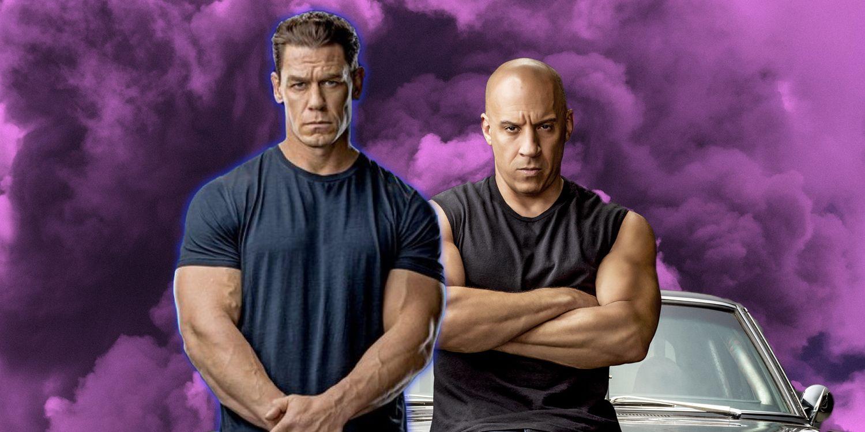 F9: John Cena Says He's the Franchise's Greatest Villain, Ever