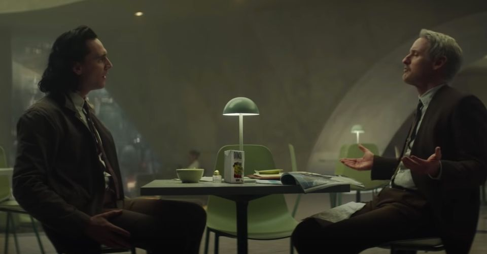 Loki Found His First Friend in Mobius, Says Tom Hiddleston | CBR