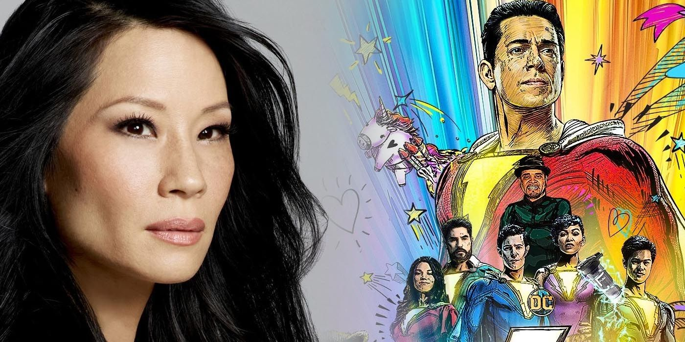 Shazam! Fury of the Gods Casts Lucy Liu as Kalypso | CBR