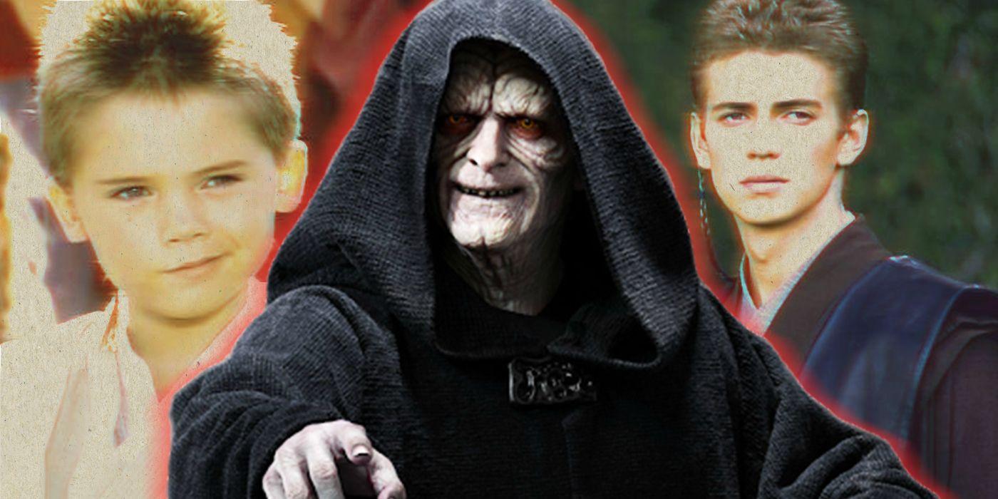 Star Wars: Palpatine's Dark Side Seduction of Anakin Began Early