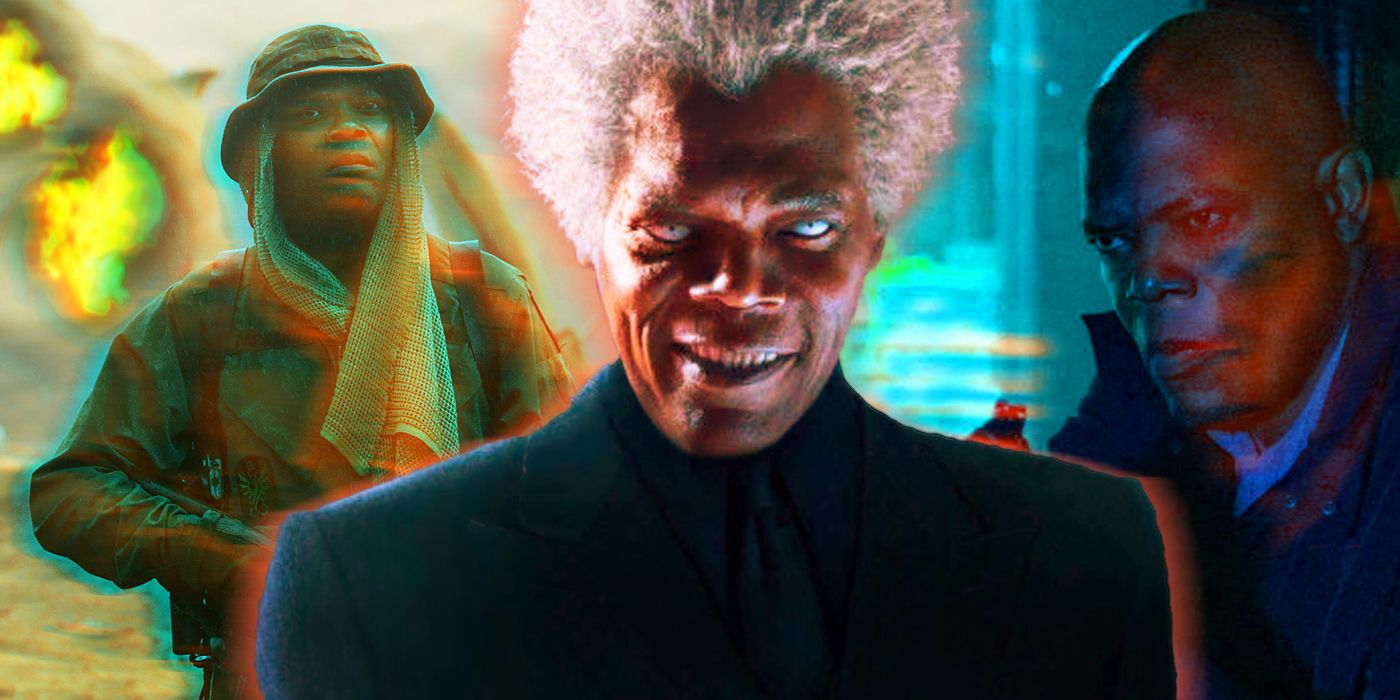 Samuel L. Jackson Is an Overlooked Horror Movie Icon | CBR