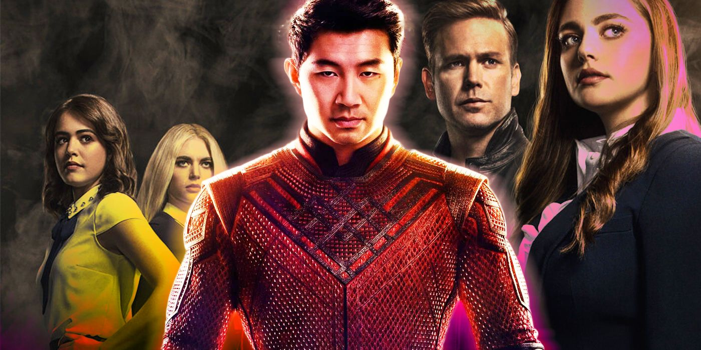 Trailer Round-Up: Shang-Chi, Legacies, Dexter & The Conjuring 3