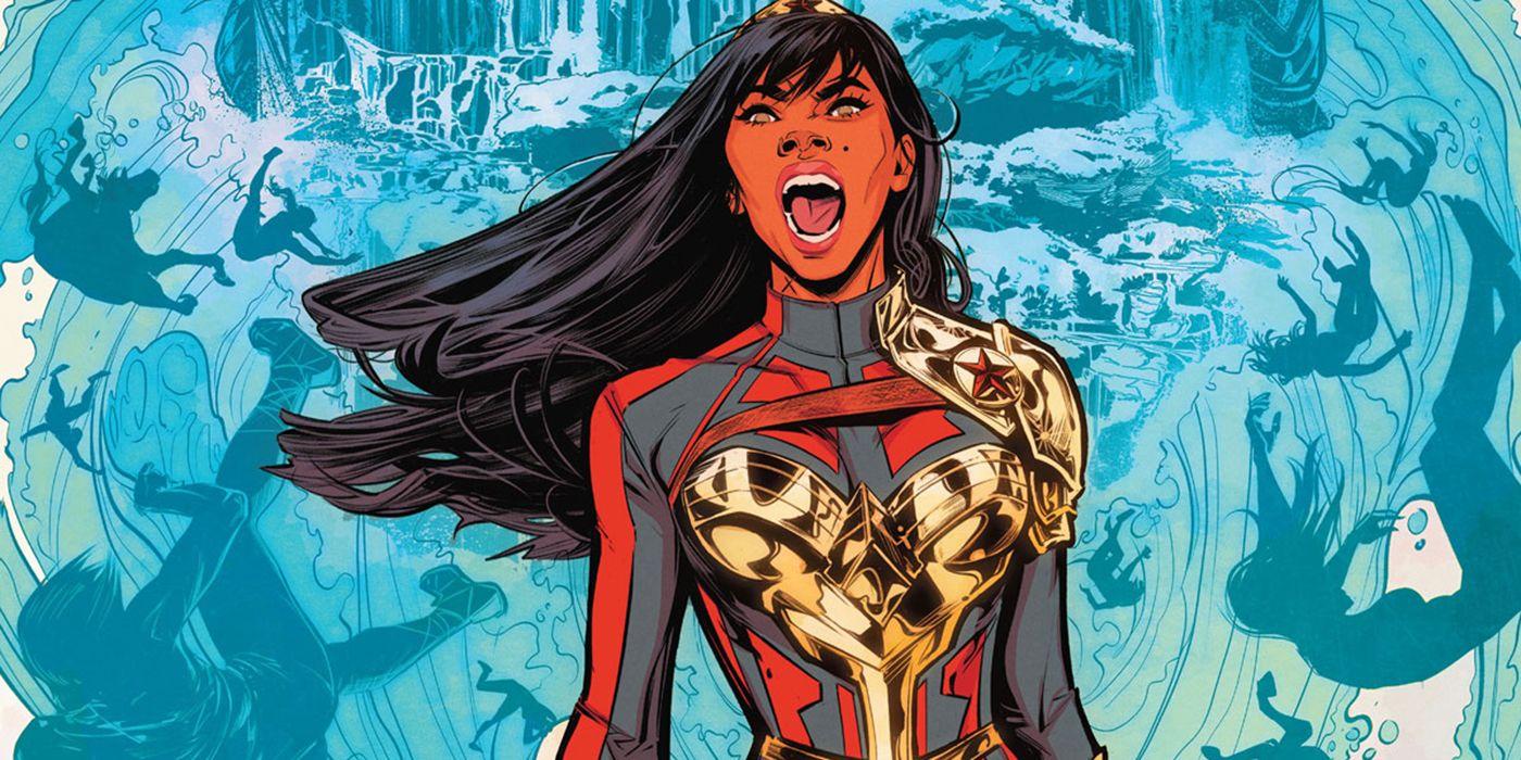 Wonder Girl: DC Reveals the Tragic Origin of Future Wonder Woman Yara Flor