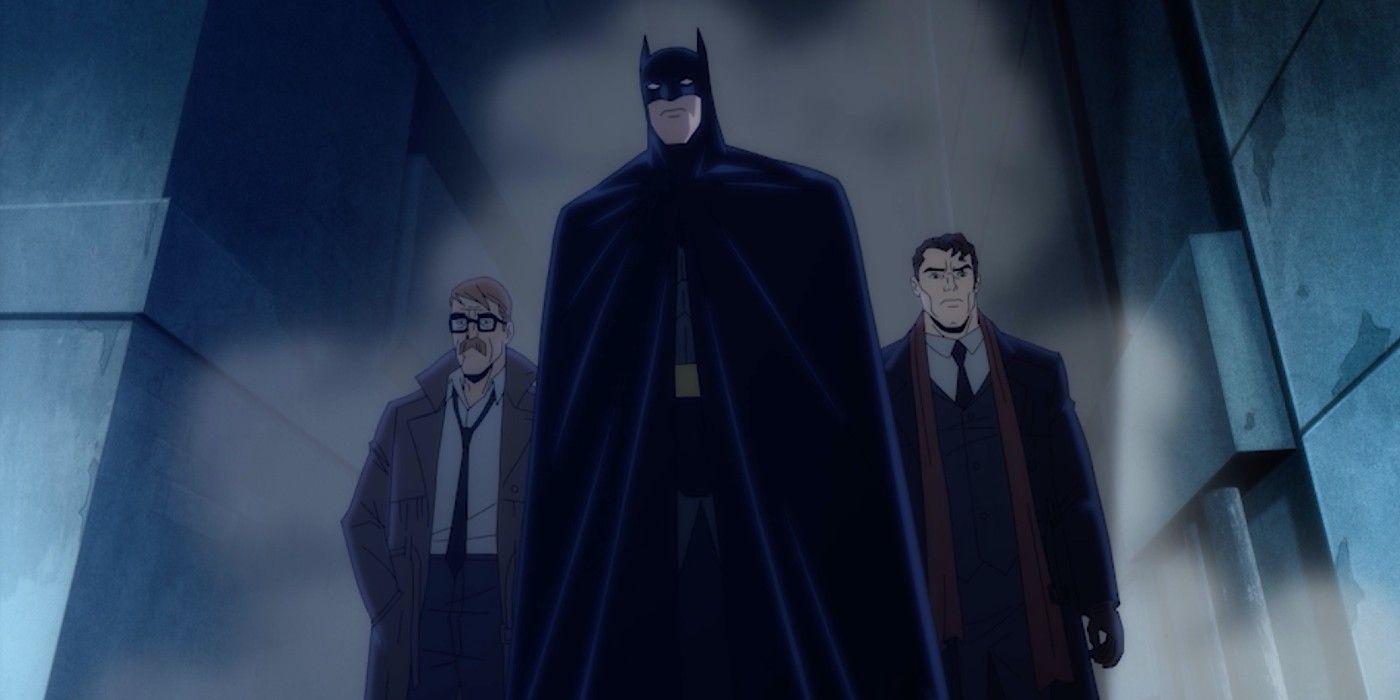 The Long Halloween Drops New Art of Jensen Ackles' Batman | CBR