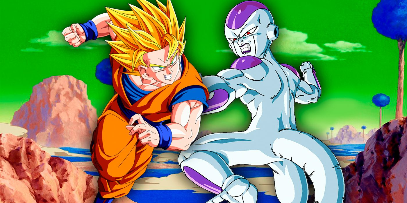 Why Dragon Ball's Goku vs. Frieza Battle Was So Long   CBR
