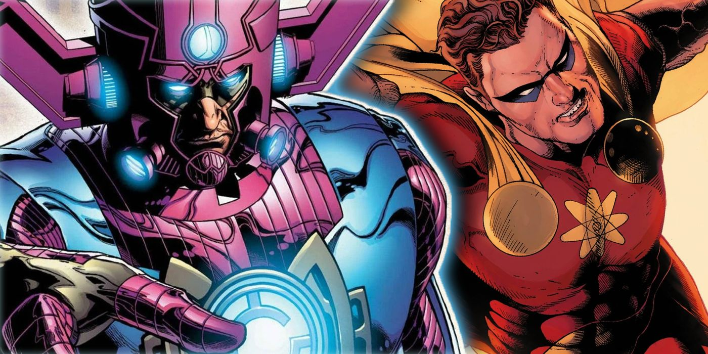 Hyperion: Marvel's Superman Killed Galactus With One Punch in Heroes Reborn