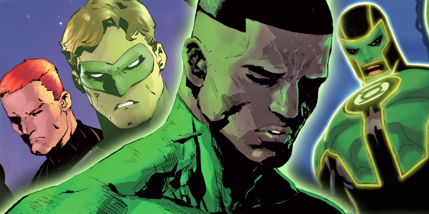 Green Lantern: John Stewart's Biggest Mistake Was Worse Than It Seemed