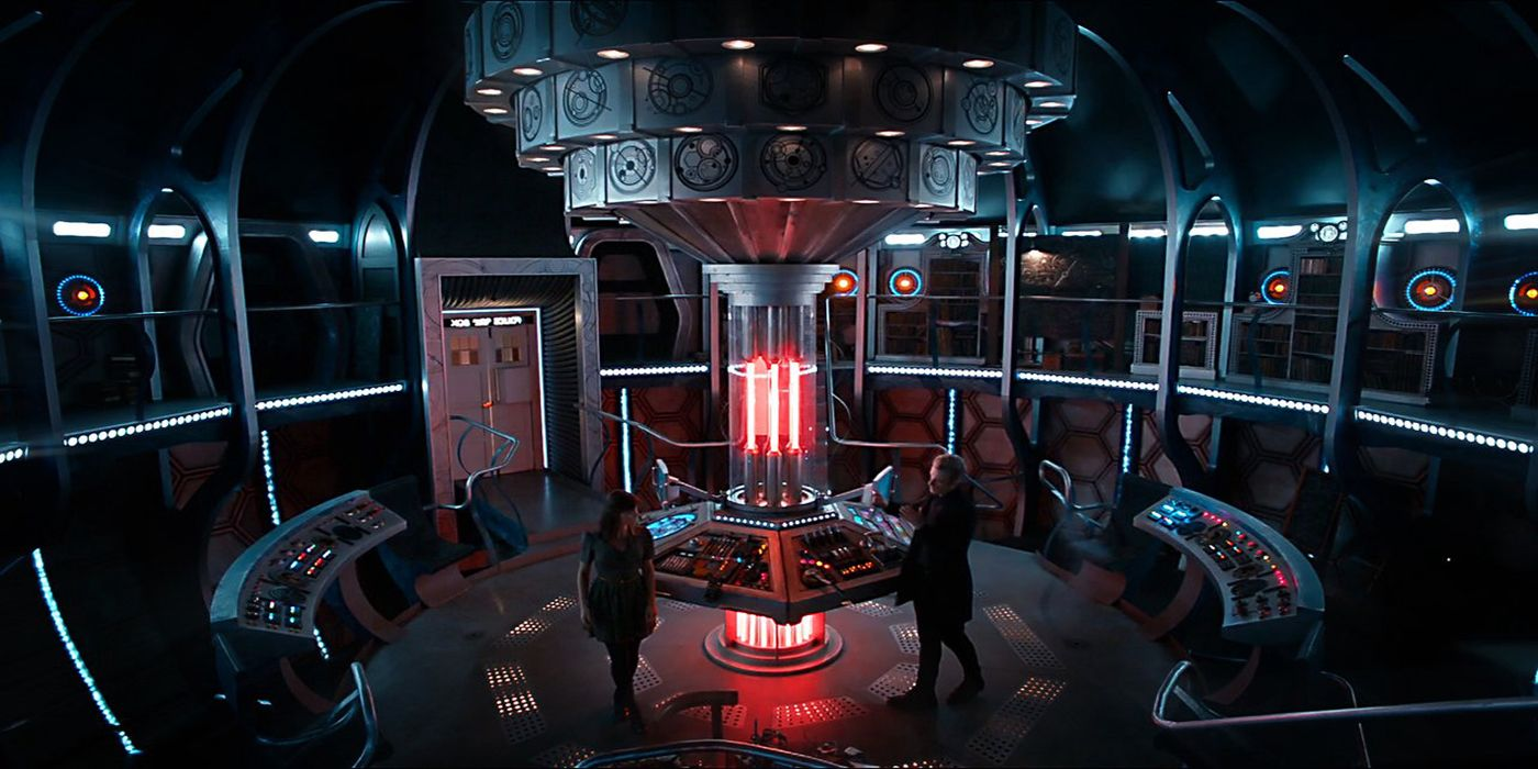 Doctor Who: How the TARDIS Is So Big Inside | CBR
