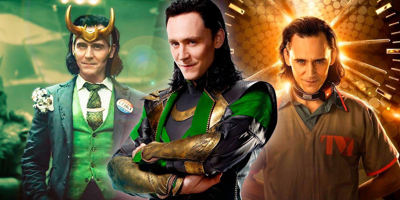 Loki TikTok Ad Spotlights the God of Mischief's Many Costumes